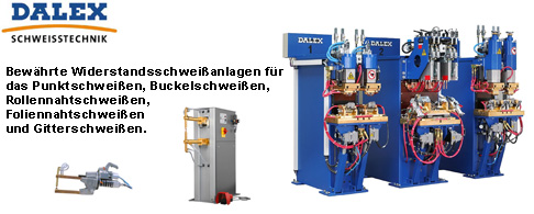 DALEX at stock from WAHLENMEIER SCHWEISSTECHNIK GMBH