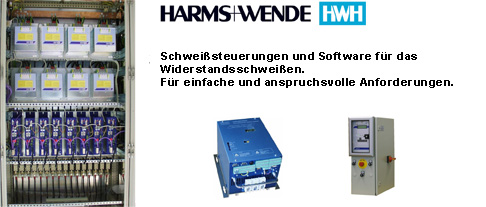 HARMS+WENDE at stock from WAHLENMEIER SCHWEISSTECHNIK GMBH