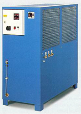 Water chillers Systems up to 150kW