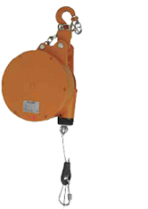 Balancers with capacities from 3 to 150kg